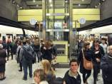 Metro en Fallas