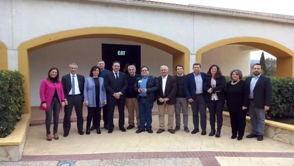 El Ayuntamiento De Málaga Informa: El Foro De Turismo Elige La Sede De Caterpill