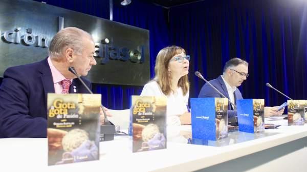 Presentan la programación de 'Tramos de Cuaresma'.