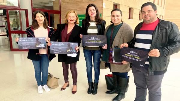 Mariví Romero PP de Málaga pide Plan de Turismo Joven
