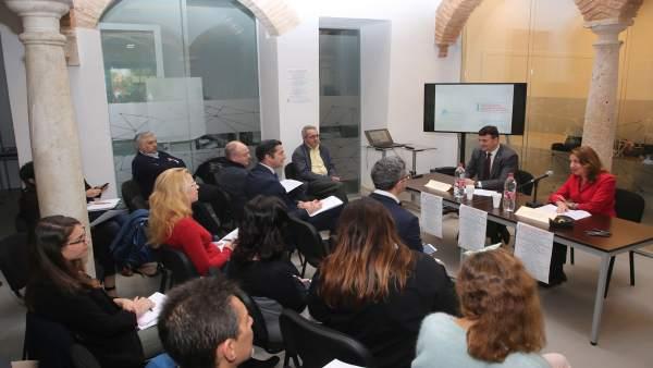 Jornadas sobre planes de igualdad en empresas del Ayuntamiento de Marbella