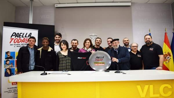 València proposa l'establiment del Dia Internacional de la Paella