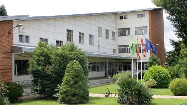 Escuela de Agrícolas de la ULE. Imagen de recurso