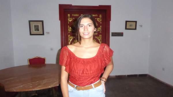 La diputada provincial del PP Carmen María Arcos