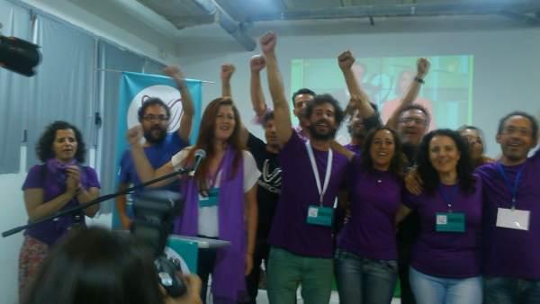 Participa Sevilla, tras conseguir tres ediles en la capital