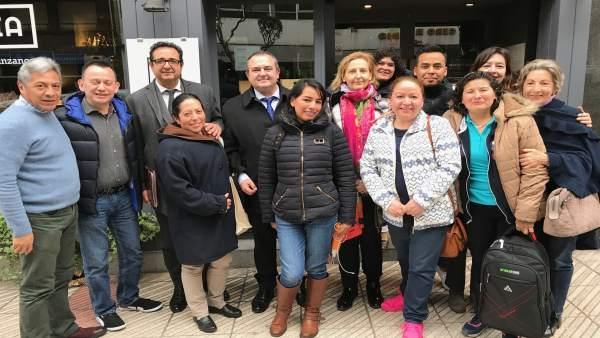 Principado reunión operadores turísticos mexicanos