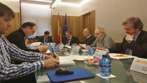 Comisión Permanente de la Sequía. 14-3-2018