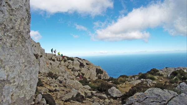 Galatzó Trail, maratón de montaña en Mallorca