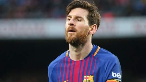 Gracias a esta dieta Messi ya no vomita ni se lesiona