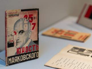 Detalle de la exposición' Caso de estudio. Ródchenko'
