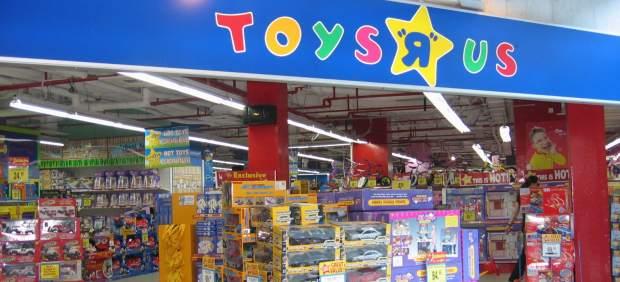 Una filial de Toys 'R' Us en España solicita el concurso de acreedores