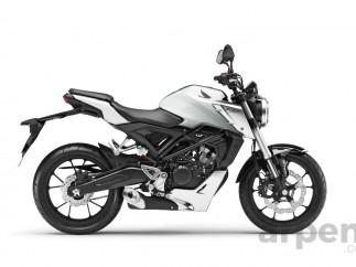Honda CB125R: cómoda, divertida y con un consumo reducido