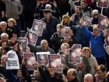 Protestas de pensionistas.