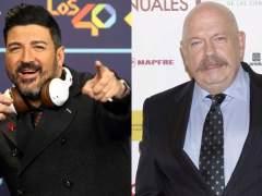 Tony Aguilar sustituirá a José María Íñigo para comentar 'Eurovisión 2018'