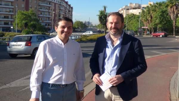 Adolfo Molina y José María Bellido