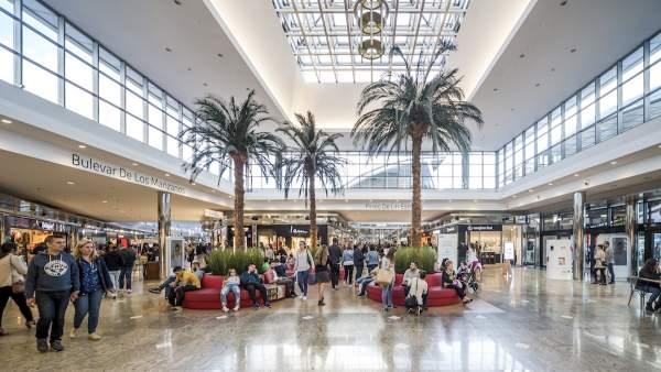 Centro comercial intu Asturias