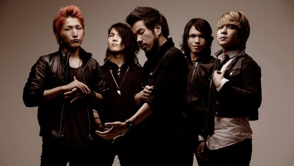 Crossfaith Download Festival