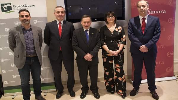 Jornada sobre negocio internacional en Zamora.