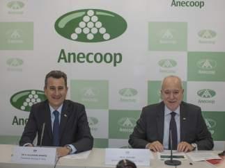Presentació de resultats d'Anecoop