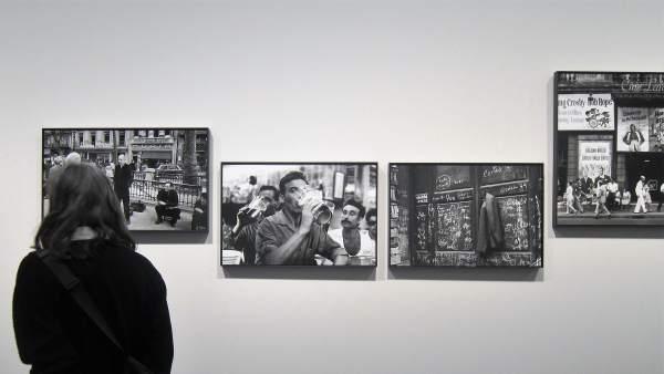 Exposición antológica dedicada al fotógrafo Xavier Miserachs en La Pedrera.