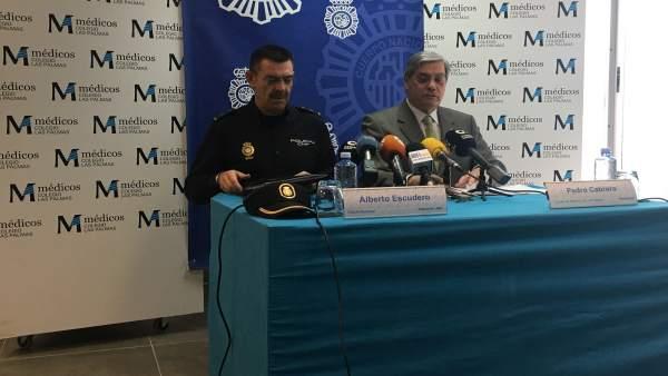 Presentación de la figura del Interlocutor Policial Territorial Sanitario