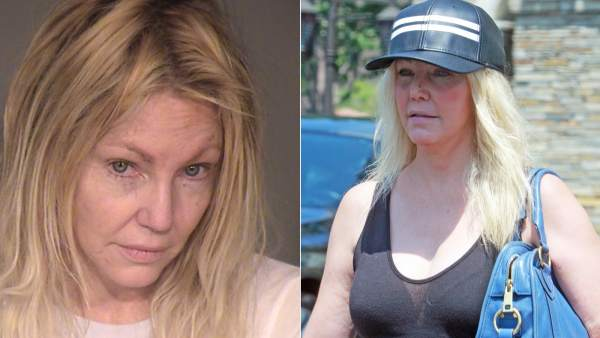 Heather Locklear ('Melrose Place') no levanta cabeza y sigue