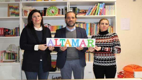Juan Cassá Asociación Altamar