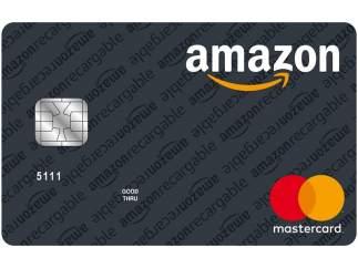 Tarjeta de Amazon