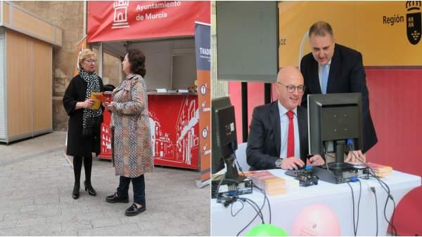 Este jueves se ha celebrado en Murcia 'el día del consumidor'