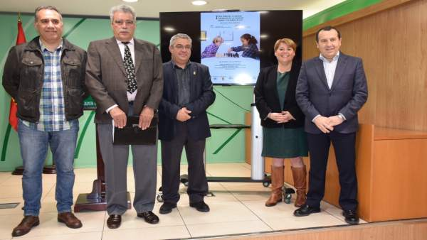 Presentación Open Femenino de Ajedrez