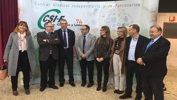 Jornada de plurilingüismo en Segovia.