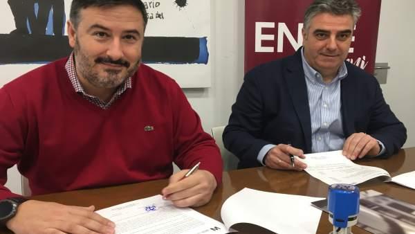 Acuerdo ENAE Mesa del Castillo
