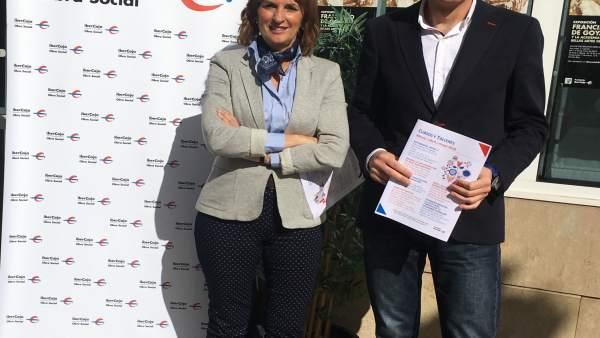 Presentación actividades Ibercaja en Logroño