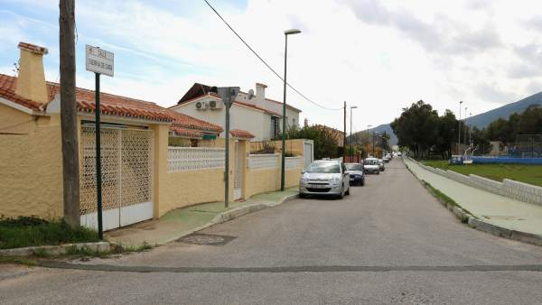 Cortijo de Maza de Málaga barriada donde se harán obra para separar pluviales