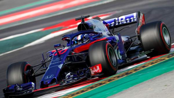 toro rosso escuder a y pilotos f1 2018. Black Bedroom Furniture Sets. Home Design Ideas