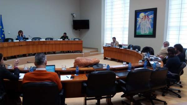 Comisión forestal Parlamento de Galicia