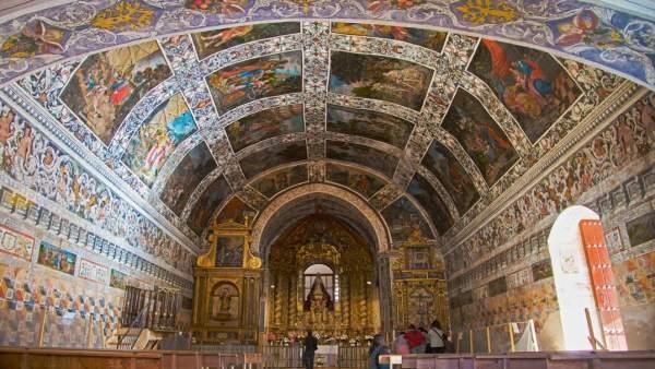 ERmita Nuestra Señora de Ara, en Fuente del Arco