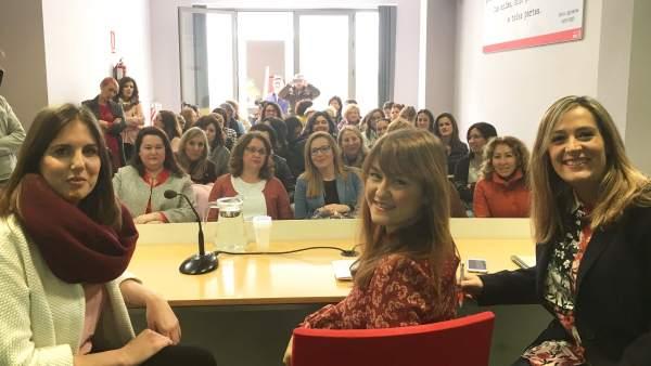 Consejo de la Mujer del PSOE de Sevilla