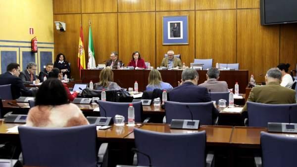 Comisión de Justicia e Interior