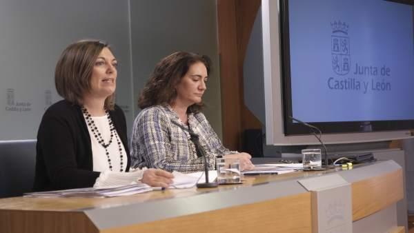 Marcos y García Cirac tras el Consejo. 15/03/2018