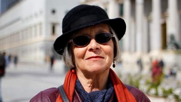 Soledad Gato, pensionista
