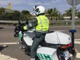 Agente de la Guardia Civil de Tráfico.
