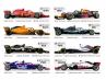 Todas las escuderías y pilotos del Mundial de Fórmula 1 2018