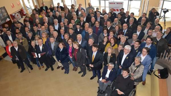 Asamblea de la AMI en Tàrrega