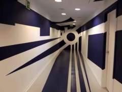 Túnel vestuarios Málaga