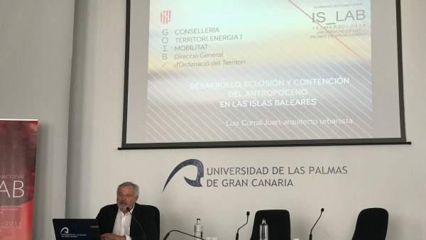 Director general de Ordenación del Territorio, Luis Corral
