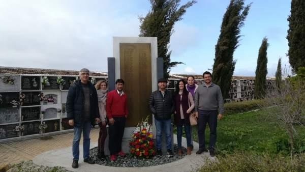 IU critica 'incumplimientos' de la Ley de Memoria Histórica de Andalucía