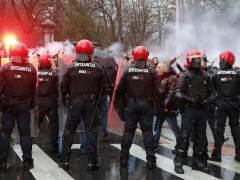 Ultras del Marsella agreden a dos vigilantes de San Mamés