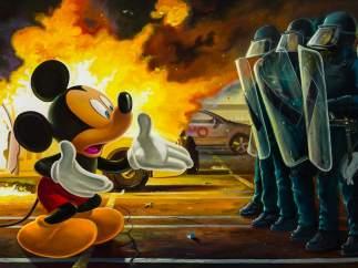 El surrealismo pop de Geoffrey Gersten