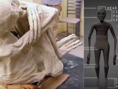 María: la extraña momia que parece humana, pero no lo es